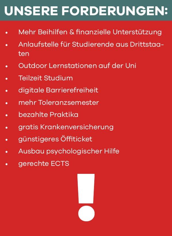 Newsletter ÖH Wahl4 2