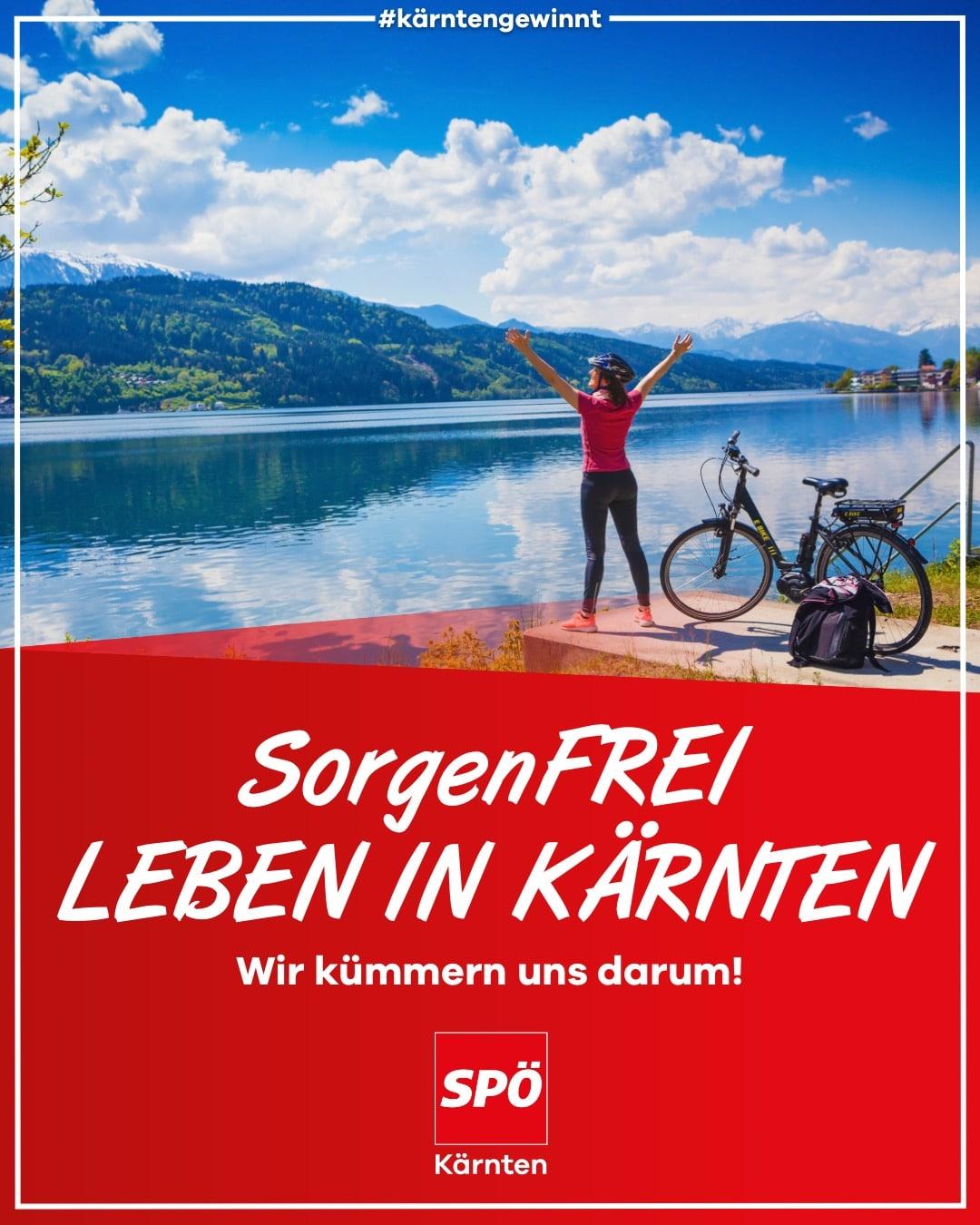 Sorgenfrei leben in Kärnten